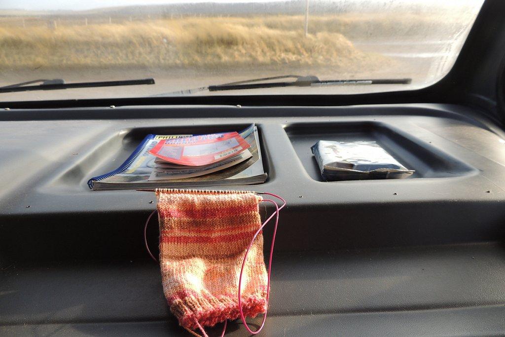 The Sock Keeps Warm