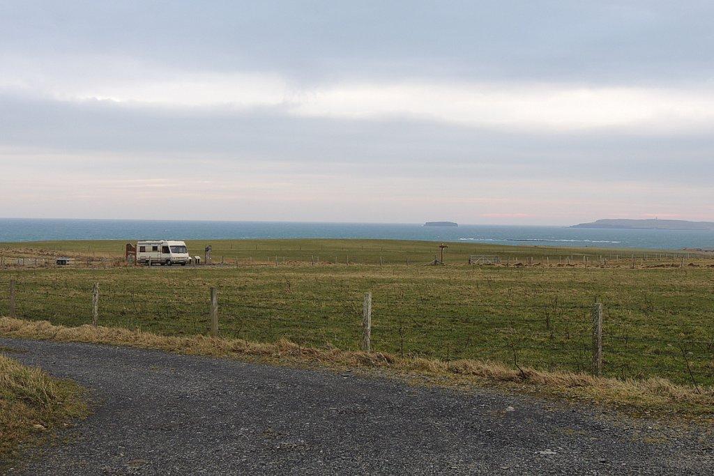 Brunhilde at Mull Head