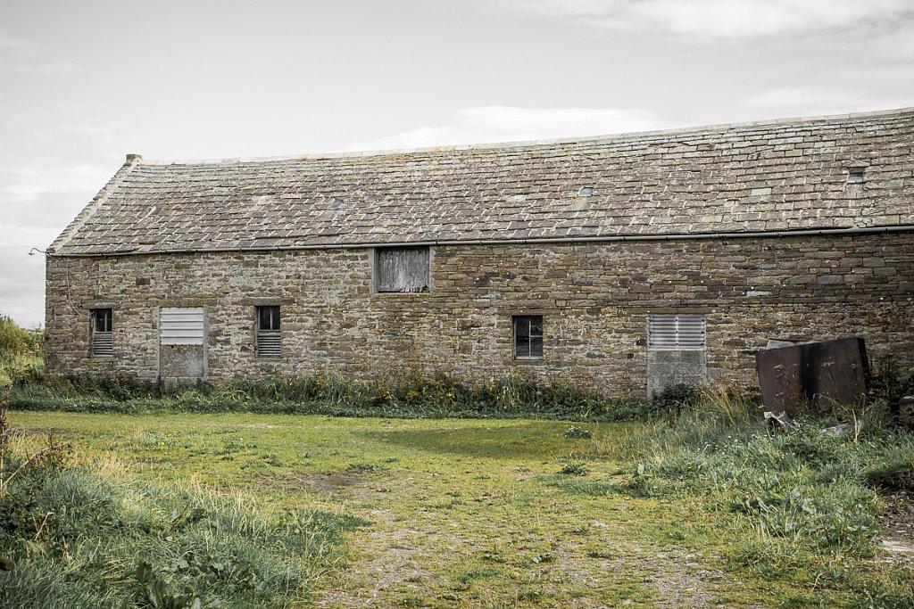 Farm Building at Skaill