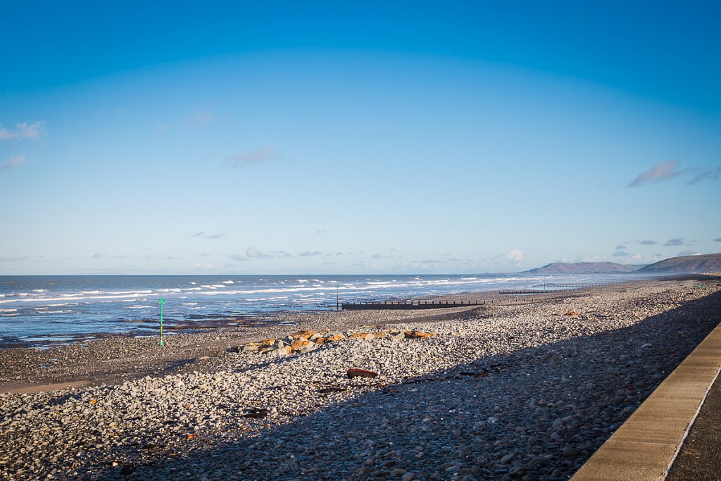 Borth in the Morning