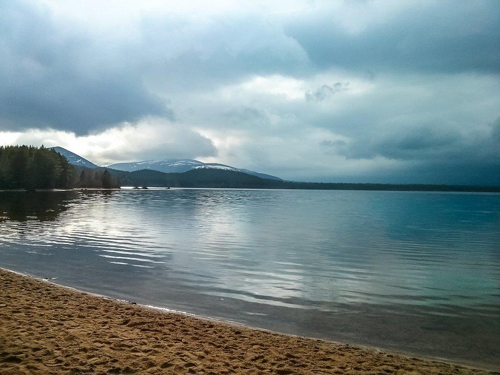 Loch Morlich Beach